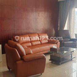 The Capital Residence SCBD 2 BR Furnished Siap Huni