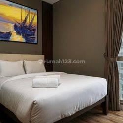 Studio/ 1BR/ 2BR/ 3BR - Taman Anggrek Residences Apartment By Travelio