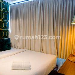 Studio/ 1BR/ 2BR - Pakubuwono Terrace Apartment By Travelio