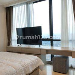 Nice Unit City View (Beautiful) in one of the Most Luxurious Apartment in Jakarta Located in SCBD, Distirct 8, 1/2/3 Bedrooms Private Lift
