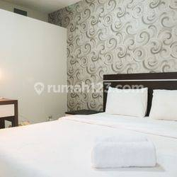 Studio, 1BR, 2BR & 3BR Furnished & Unfurnished with AC Green Palace Kalibata Apartment by Travelio