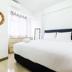 Studio & 2BR Furnished & Unfurnished with AC Bintaro Park View Apartment by Travelio