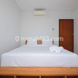 1BR & 2BR Full Furnished & Unfurnished with AC Apartemen Royal Olive Residence by Travelio