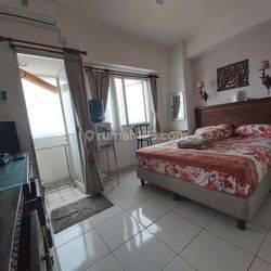 Apartemen di MCP dengan fasilitas lengkap dan interior full jati