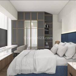 Apartemen Yukata Suites 3+1 BR Lt. 26 Tangerang MP6173FI