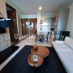 Apartemen District 8 Tower Eternity 1 Bedroom Fully Furnished