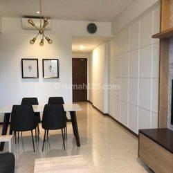 (LL) Apartemen Marigold Nava Park tower 1 fully furnished, view botanical park