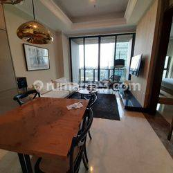 Apartemen District 8 1BR Fully Furnished Tower Eternity