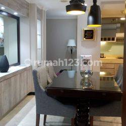APARTEMEN BELLAGIO RESIDENCE 3 BEDROOM FULLY FURNISH GOOD CONDITION NICE INTERIOR DESIGN ONLY IDR 17.000.000,-/MONTH