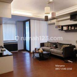 Apartemen Grand Tropic 2+1 BR Furnish Well Maintain Nego sampe deal