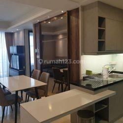 Apartemen Casa Grande 2BR Fully Furnished