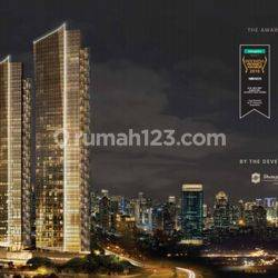 APARTEMEN Casa Domaine, 4BR, 340m2, siap Huni, Jakarta Pusat (Hub:081315212979)