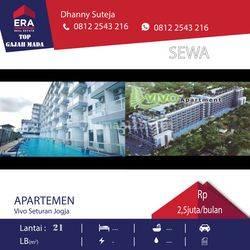 Apartemen Murah di Jogjakarta