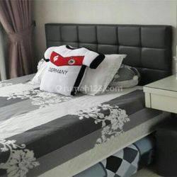Apartemen Central Park 2BR Furnished Lantai Sedang