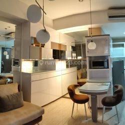 Apartment Menteng Park Tipe 2 BR Private Lift Tower Emerald Jakarta Pusat