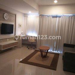 Fully Furnished 1 BR Apartement at Trivium Residence