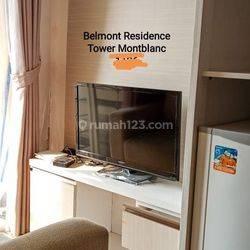 Apartemen bellmont tower Montblanc, srengseng Lapangan Bola. Jakbar