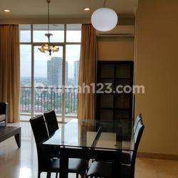 Senayan Residence Full Furnish 3BR+1