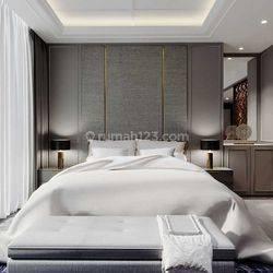 Rugi Anandamaya Apartment 3Bedroom Uk 177m2 at Jakarta Pusat