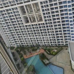 Apartemen Puri Mansion 1 kamar tidur semi furnished siap huni baru dekat tol bandara di jakarta barat
