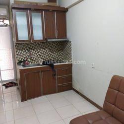 Apartemen 2 BR di Green Palm, Luas 35 m2, Furnished, View Kolam Renang, Harga : 30 jt perth, Duri Kosambi, Jakarta Barat
