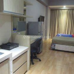 Apartemen Puri Park View Tower A lt 2 studio full furnish hdp pool BU