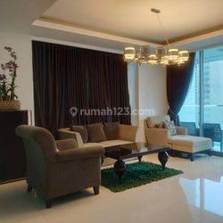 Apartemen Luxury di Kemang Village Residence Tipe 3+1BR Furnished A2030