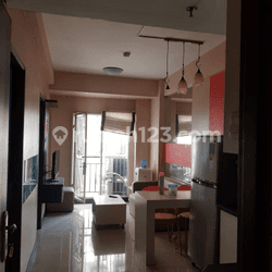 Apartemen Puri Parkview Jakbar Twr B 2BR 35m2 Furnished view Pool