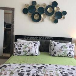 Menteng Park Apartemen, tipe studio, full furnish
