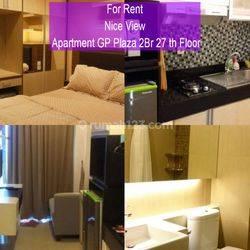 Nice View Apartment GP Plaza 2Br