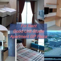 Apartment GP Plaza Unit Studio Good Unit