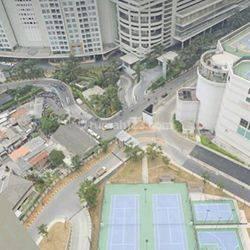 Apartement Taman Anggrek Residences 2 BR Semi Furnish, View City Midle Zone, Siap Huni dan Brand New, Slipi, Jakarta Barat