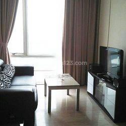 Apartemen FX Residence 3bedroom furnish lantai 18 big size
