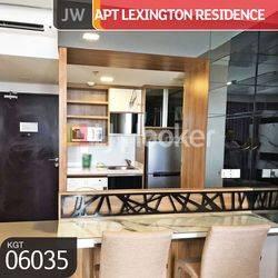 Apartemen Lexington Residence Tower Lt.19 Pesanggrahan, Jakarta Selatan