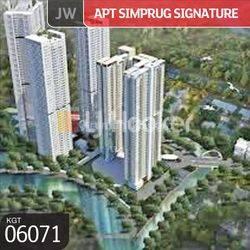 Apartemen Simprug Signature Tower Thames Lt.11 Kebayoran Lama, Jakarta Selatan