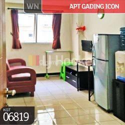 Apartemen Gading Icon Tower A Pulo Gadung, Jakarta Timur
