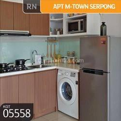 Apartemen M Town Signature Serpong Lantai 8 Gading Serpong, Tangerang, Banten