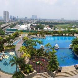 Apartment West Vizta Cengkareng Type Studio, Full Furnished, Lantai 12, 57.5jt/thn