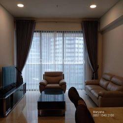 Apartemen Anandamaya Residence di CBD Area 2BR Deluxe Full Furnish Siap Huni