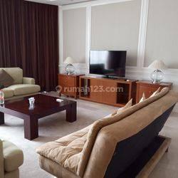 Apartemen Pearl Garden 3+1 Br, 2+1 Ba, fully furnished, good interior.