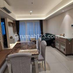 APT THE KENSINGTON ROYAL SUITES KELAPA GADING TYPE 2BR 79SQM BAGUS MURAH GOOD CONDITION NICE INTERIOR DESIGN (VERY CHEAP) FULLY FURNISH