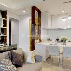 3 Bedroom Luas 89,6m2 di Landmark Residence (FREE PPN, Diskon 25%), Siap Huni