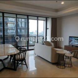 Apartemen District 8, Tower Infinity, Furnished luas 228