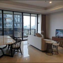Apartemen District 8 Tower Infinity Lantai Sedang Furnished