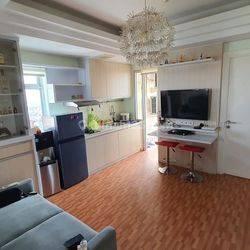 Apartemen Green Lake Sunter 2 Bedroom Full Furnished Bagus Lantai Sedang Jakarta Utara