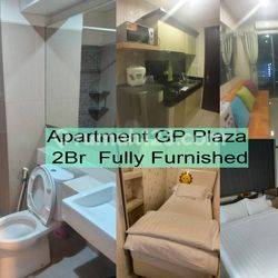 Apartment GP Plaza 2Br  Fully Furnished