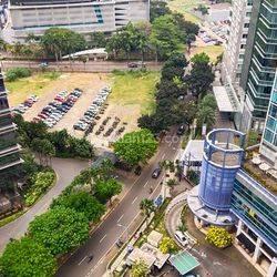 DIJUAL Apartemen Bellagio Residence LT.21 - Mega Kuningan - Jakarta Selatan