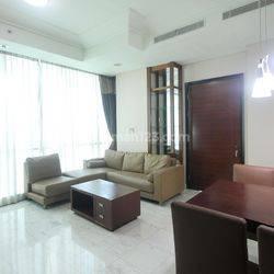 Apartemen The Peak 2 BR size 86 m2 Full Furnished Sudirman Jakarta Selatan