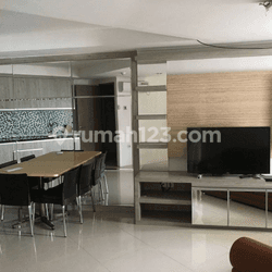 apartemen 2 bedroom, good furniture
