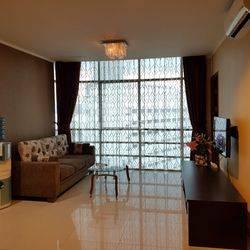 Apartment Sahid Sudirman 2+1, 64sqm, FF, lantai 18